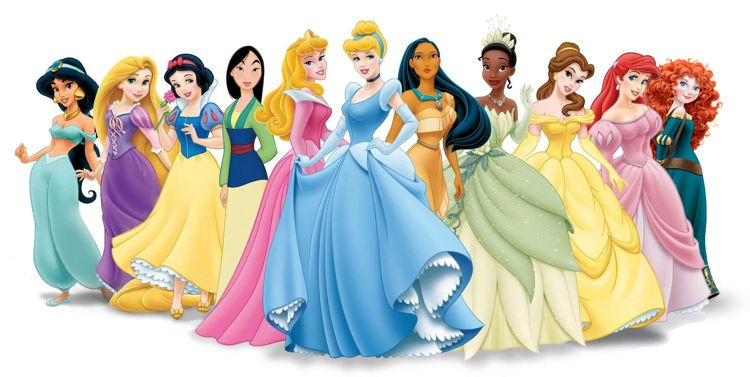 Dad vs. Disney Princesses – Part 1